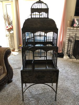 Bird cage for Sale in Fairfield, CA