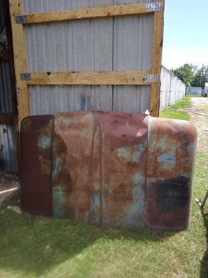1960 to 1966 Chevy C10 / Chevrolet GMC Hood for Sale in Pasadena, TX