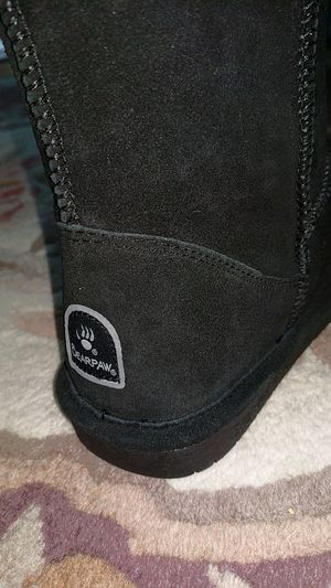 NIB Shearing Boots size 12 black Women for Sale in Ashburn, VA