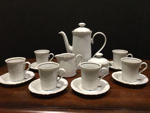 VINTAGE 1950s JLMENAU GERMAN DEMOCRATIC REPUBLIC TEA SET for Sale in Ocoee, FL