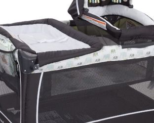 Crib Accessories For Baby Trend Lil Snooze Deluxe II Nursery Center for Sale in Fort Lauderdale,  FL