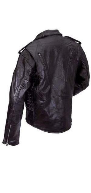 Leather Bikers jacket/sunglasses for Sale in Powder Springs, GA
