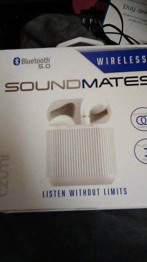 Bluetooth 5.0 wireless stereo earbuds for Sale in West Linn, OR