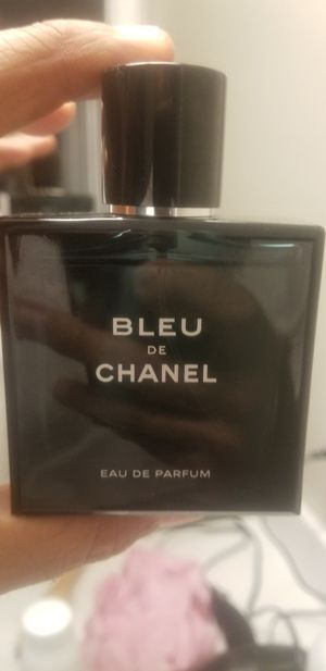 1.7 oz Chanel De Bleu For Men Fragrance for Sale in Forest Heights, MD
