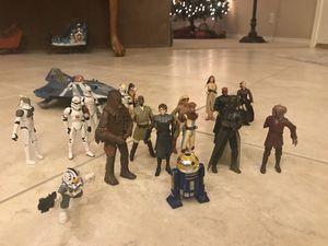 Star Wars Action Figures (Huge Lot) Vintage for Sale in Chandler, AZ