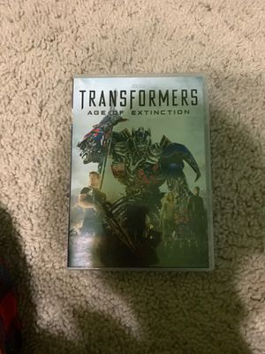 Transformers age of extinction DVD for Sale in Glendale, AZ