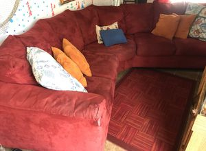 C-sectional couch /sofa living room for Sale in East Stroudsburg, PA