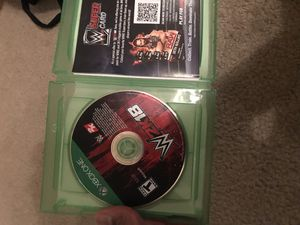 Xbox one 💿 cd game for Sale in Hyattsville, MD