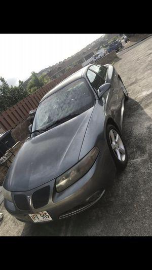 04 Pontiac gxp for Sale in Honolulu, HI
