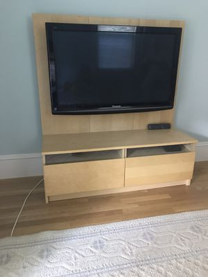 TV Unit INCLUDES TV for Sale in Boston, MA