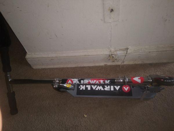 Airwalk scooter