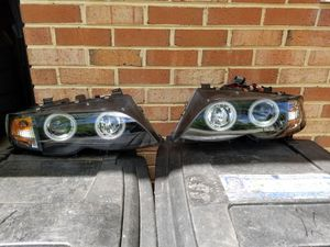 HID Headlights w/ halo for Sale in Hillcrest Heights, MD