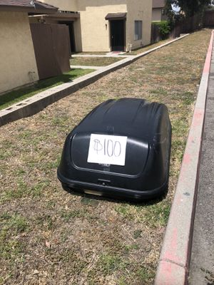 X Cargo Sport 20 - Rooftop Cargo Carrier for Sale in West Covina, CA