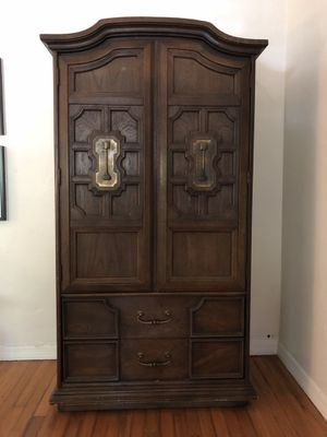 Vintage Armoire (offers welcomed!) for Sale in Miami, FL