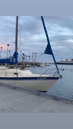 1983 Newport 30 Mark 111 for Sale in Los Angeles,  CA