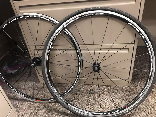 Fulcrum 7 racing wheels 700c like new