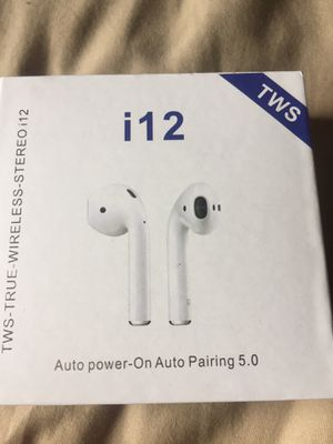 Bluetooth headphones for Sale in Moreno Valley, CA