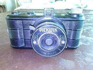 Vintage camera pickwik original owner for Sale in Santa Ana, CA