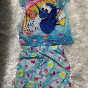 Dory Pajamas Size 4t for Sale in Oklahoma City, OK