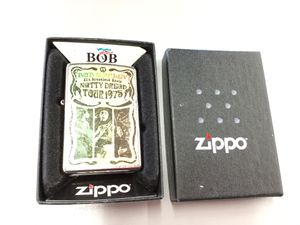 Bob Marley Zippo Lighter with Box for Sale in Kent, WA