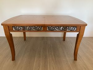 Antique Dining Room Table for Sale in Delray Beach, FL