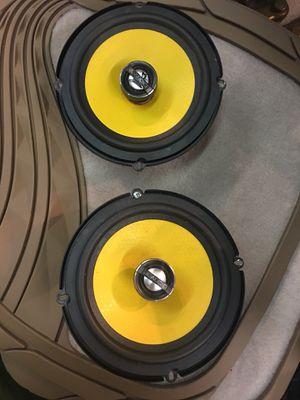 JL Audio CR Speakers (Pair) for Sale in Houston, TX