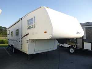 2002 SUN VALLEY 8528RK 5TH WHEEL CAMPER // MINT CONDITION // NO LEAKS, EVERYTHING WORKS for Sale in Levittown, PA