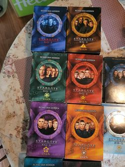 Stargate Complete Series 1 - 10 for Sale in San Bernardino,  CA