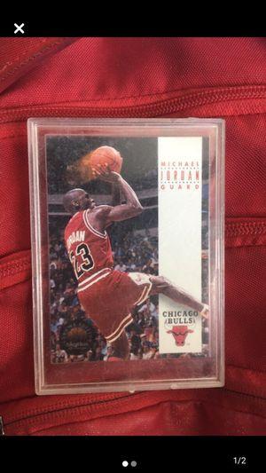 Michael Jordan card for Sale in Midland, TX