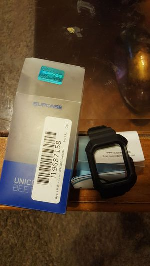 Apple watch protectice case and band for Sale in Raleigh, NC