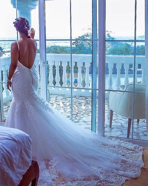 Wedding dress size 10 for Sale in Lanham, MD
