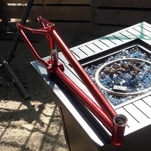 Bmx Bike For Sell Only Frame for Sale in Hanford, CA