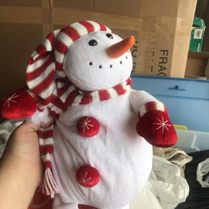 Christmas Snowman Stuffed Animal for Sale in Rowlett, TX