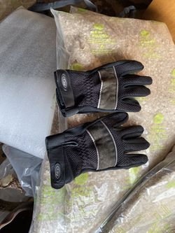 Men's leather biker gloves for Sale in Renton,  WA