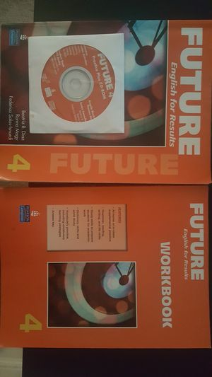 English Book Future 4 for Sale in Columbus, OH