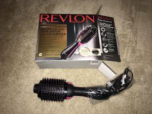 Revlon Hair Dryer and Volumizer Brush for Sale in Herndon, VA