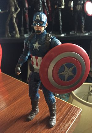 Captain America Action figure for Sale in Clovis, CA
