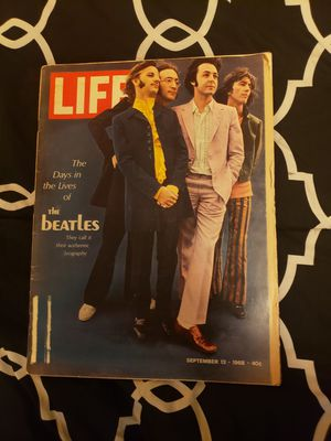 The Days in the lives of Beatles(They call it their authentic biography) for Sale in St. Louis, MO