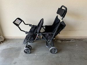Joovy Caboose Too Double Stroller for Sale in Scottsdale, AZ