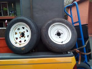 Pop up camper tires for Sale in Milwaukie, OR