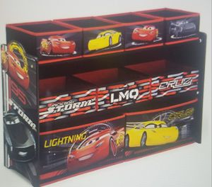 Cars toy organizer for Sale in Riverside, CA