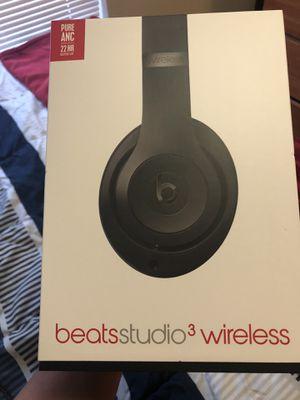 Beats Studio 3 Wireless Headphones for Sale in Norfolk, VA