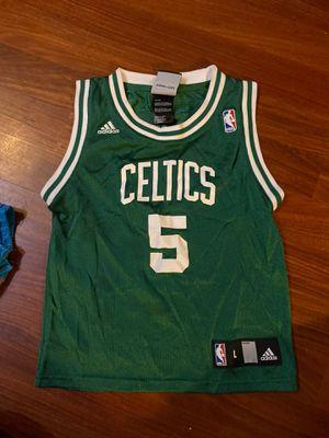 Celtics home jersey for Sale in Boston, MA