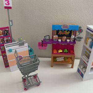 Barbie supermarket for Sale in Fontana, CA