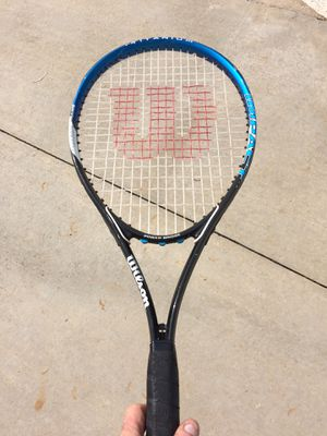 Wilson tennis racket for Sale in Choctaw, OK