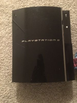 Ps3 for Sale in Sacramento, CA