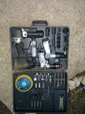 Air tool kit for Sale in Columbus, OH