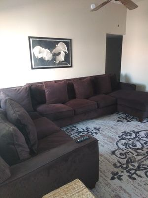XL Robert Michael sectional for Sale in Phoenix, AZ