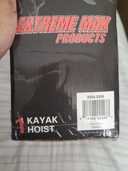 Extreme Max Kayak Hoist for Sale in Arlington,  VA