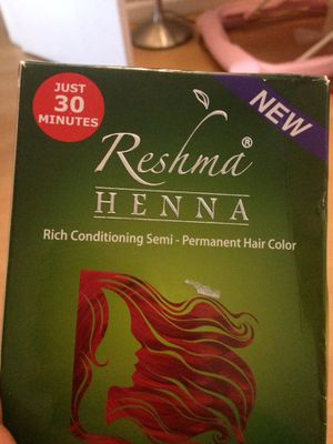 Henna semi permanent hair color for Sale in Miramar, FL